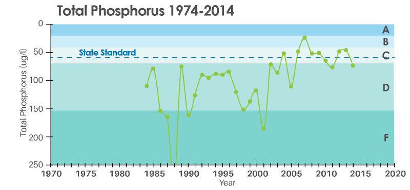 Total Phosphorus graph