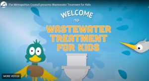 Metropolitan Council video about wastewater treatment