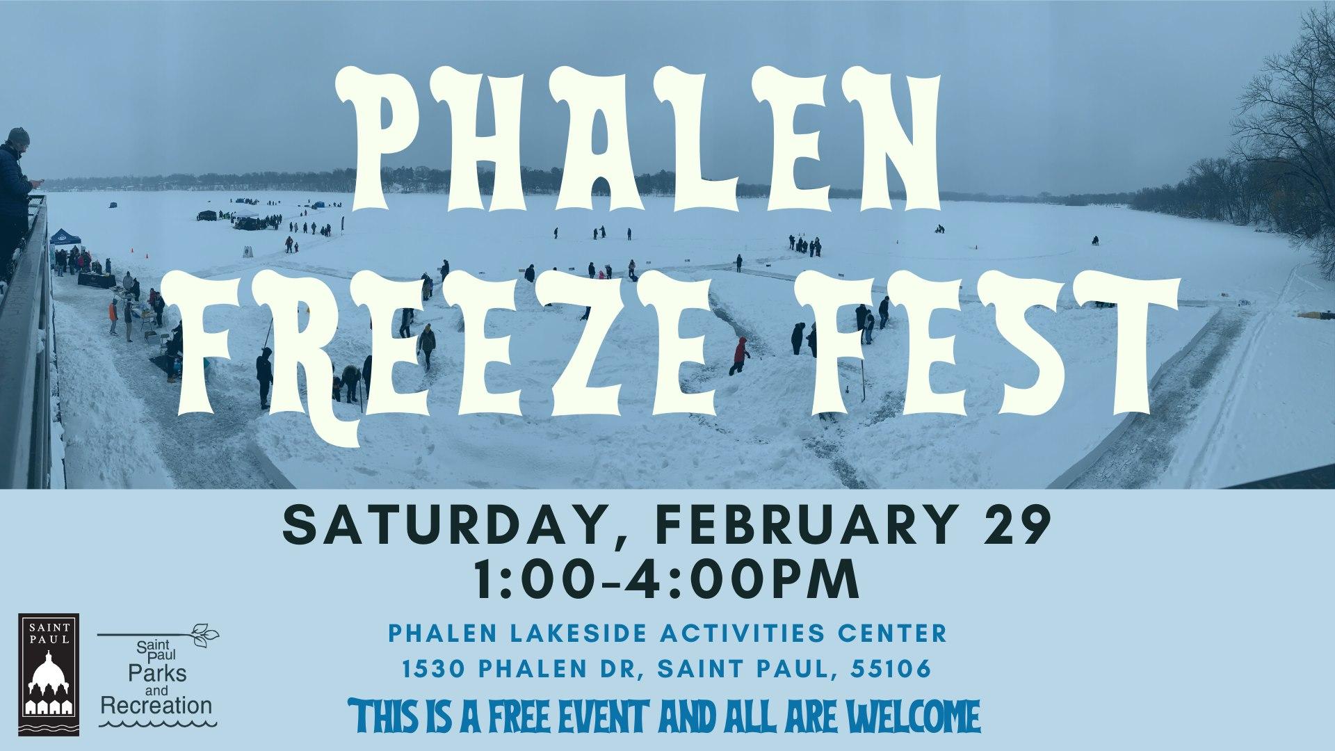 Phalen Freeze Fest